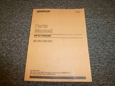 Caterpillar Cat 2M31.13 3M31.13 4M31.13 Hatz Engine Parts Catalog Manual Manual