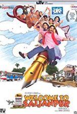 Welcome To Sajjanpur (Hindi DVD) (2008) (English Subtitles) (Brand New DVD)