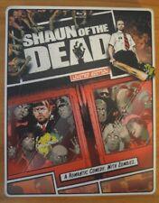 Shaun of the Dead (Blu-ray) Steelbook - Simon Pegg, Nick Frost - No Digital