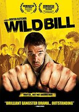 Wild Bill (DVD) Charlie Creed-Miles, Will Poulter, Liz White NEW