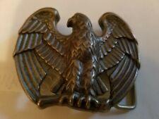 Buckle Great Condition Avon Vintage Eagle Belt