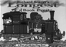 Richard Scarry's Longest Book Ever! by Scarry, Richard