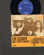 "UNIT GLORIA The Leader SINGLE 7"" Don't Upset Yourself 1971 ROBERT LONG Nederpop"