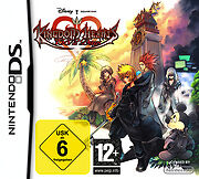 Nintendo DS 3ds Kingdom Hearts 358/2 days * TOP Condizione