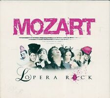 COFFRET 2 CD + DVD COLLECTOR DIGIPACK--MOZART / L'INTEGRALE OPERA ROCK
