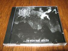 "THE TRUE FROST ""...In Eternal Strife"" CD  nargaroth"