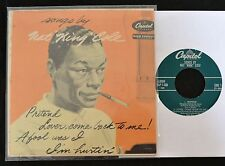 EP Songs by Nat King Cole Capitol 500