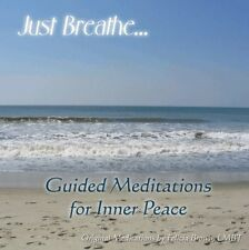 Felicia Brown - Just Breathe: Guided Meditations for Inner Peace [New CD]