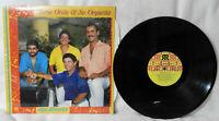 """MARIO ORTIZ Y Su Orquesta """"Algo Diferente"""" 1987 (RICO) SALSA EX/EX!!!"""