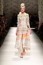 Missoni RUNWAY COLLECTION Size 40 ( US 4) Coat - $7600