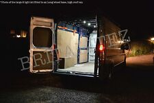 Ford Transit LED Light Kit, Van Lighting, Loading Area Lights, Interior, TDCI