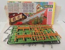 Faller HO 529 Fence Kit (KM)