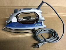 Shark Vertical Steaming Iron 1500 Watts Model # GI468NN 10