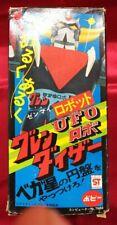 Popy Grendizer UFO Robo Windup Toy Walking Series Figure1970s Made in Japan