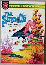 La sirenetta - Andersen - favole classiche - collana gamma 4