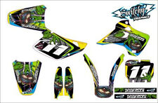 KIT ADESIVI GRAFICHE MONSTER KAWASAKI KX 125 250 1992 1993 DECALS DEKOR