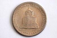 Silbermünze USA Half Dollar 1925 Lexington Concord
