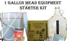 One Gallon Mead Equipment Kit - Starter Kit Honey Wine Beer Fermentor Carboy