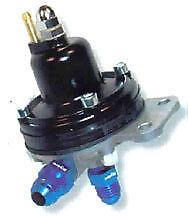 FSE Ajustable combustible Regulador De Presión 8mm colas air007