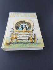 LITTLE HOUSE ON THE PRAIRIE by Laura Ingalls Wilder/HC/ 1952 Ed/1953 Illus./VG-F