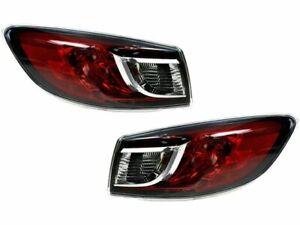 For 2010-2013 Mazda 3 Tail Light Assembly Set 15862XC 2011 2012 Sedan