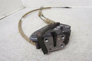 14 15 16 17 18 19 Nissan Versa 4Dr Note Rear Left Door Lock Actuator 82501-9Me0a