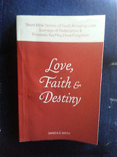 Love Faith & Destiny by Danica Smith Short Bible Stories of God's Love Christian