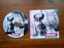 CD CLAUDE NOUGARO LIVE 8 tracks 1989