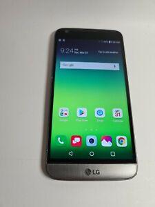 LG G5 VS987, 32GB, Titan, Unlock, Great Condition, Z504