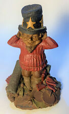 Tom Clark Patriotic Gnome - Sammy - #1098 - 1985 - Signed
