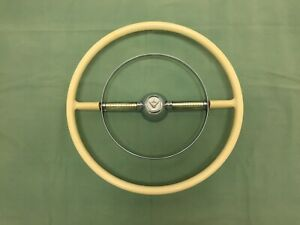 Vintage 1952-1955 Lincoln/Mercury steering wheel 1953-1954 Barris custom hot rod