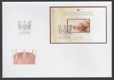 Norway 2004 Fdc Ms Birth Of Princess Ingrid Alexandria Of Norway - Royalty Theme