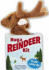 Hug a Reindeer Kit (book with plush) [Paperback] Inc. Peter Pauper Press