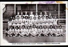 LIMOGES (87) UNION SPORTIVE & GYMNASTIQUE FEMININE F.S.G.T. / Section PROPAGANDE