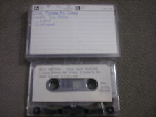 MEGA RARE Wild Blue Marlins DEMO CASSETTE TAPE Soozie Tyrell country UNRELEASED