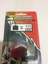 SPRINT DP130 HYDRAULIC DUEL-PISTON BIKE BRAKE PADS FOR Promax DSK-400//601J//XNINE
