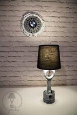 Design Nachttischlampe Steampunk Design Handarbeit Industrial Loft Lampe
