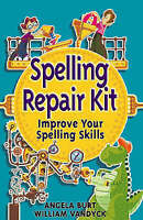 Spelling Repair Kit (Repair Kits), Burt, Angela, Vandyck, William | Paperback Bo