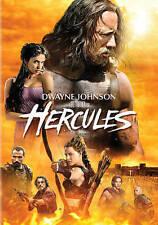 Hercules (DVD, 2014) The Rock, Ian Mcshane, John Hurt, Rufus Sewell