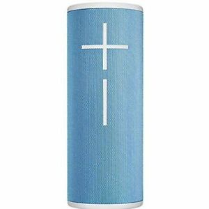 Ultimate Ears MEGABOOM 3 Portable Waterproof Bluetooth Speaker - Blue/White (...