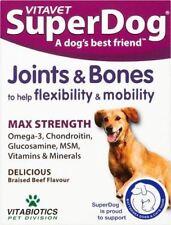 Vitavet Superdog Joints & Bones Tablets 30s