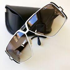vintage CAZAL 951 col 70 white W.Germany rare sunglasses 1980s 90s HipHop BBoy