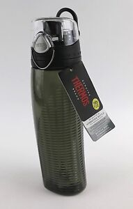 Thermos Rockford University Hydration Sports Bottle rotating meter NEW BPA FREE