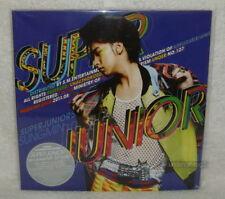 K-POP Super Junior Mr. Simple Taiwan CD Type A (Cover: Sungmin)