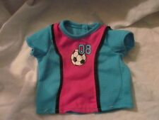 Funrise Soccer Shirt for 18 Inch Dolls