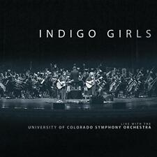 Indigo Girls - Live With The University Of Colorado Symphony Orchestra (NEW 2CD)