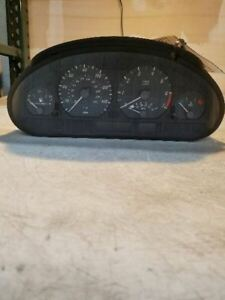 00 BMW 328CI SPEEDOMETER AUTOMATIC 62116901938