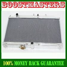 "2 Rows 2"" Aluminum Radiator for 90-93 Accord 92-96 Prelud Manual Trans ONLY"