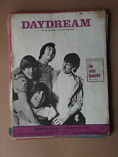 THE LOVIN SPOONFUL - DAYDREAM sheet music