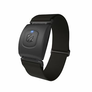Rhythm+2.0 Waterproof Heart Rate Monitor/Armband, ANT+ Technology with Bluetooth